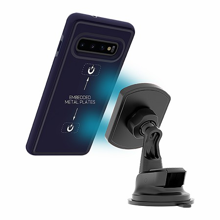 Picture of B-Tact Mag Case for Samsung S10, Dark Blue
