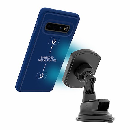Picture of B-Tact Mag Case for Samsung S10, Reflex Blue