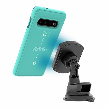 Picture of B-Tact Mag Case for Samsung S10, Teal