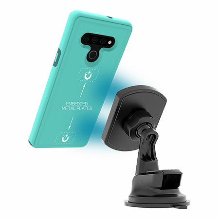 Picture of B-Tact Mag Case for LG Stylo 6, Teal