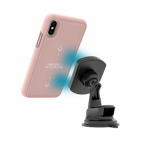 Picture of B-Tact Mag Case for Apple iPhone X/Xs, Soft Pink