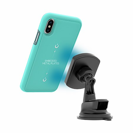 Picture of B-Tact Mag Case for Apple iPhone X/Xs, Teal