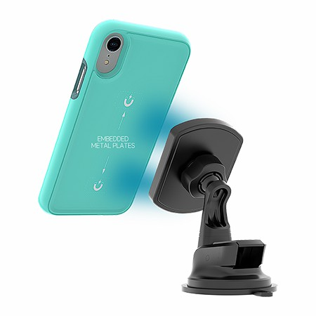 Picture of B-Tact Mag Case for Apple iPhone XR, Teal