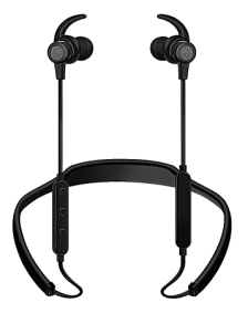 Picture of Sport Flex F780 Bluetooth Wireless In-Ear Earphones with Mic, Black