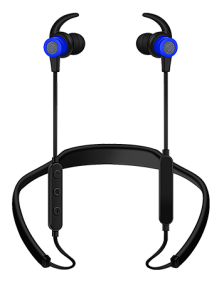 Picture of Sport Flex F780 Bluetooth Wireless In-Ear Earphones with Mic, Blue