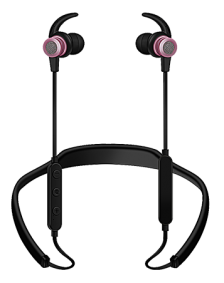 Picture of Sport Flex F780 Bluetooth Wireless In-Ear Earphones with Mic, Pink