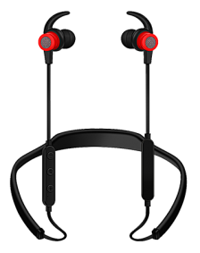 Picture of Sport Flex F780 Bluetooth Wireless In-Ear Earphones with Mic, Red