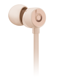 Picture of urBeats3 Beats by Dre, Lightning Matte Gold