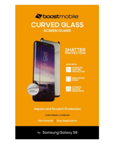Picture of Samsung Galaxy S9 Curved Glass Screen Guard