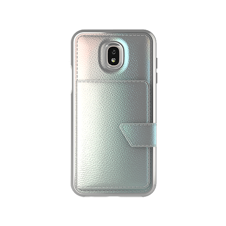 Picture of Compact Mirror Series for Samsung J7 Refine, Iridescent