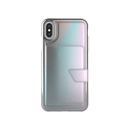 Picture of Compact Mirror Series for Apple iPhone Xs Max, Iridescent
