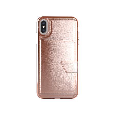 Picture of Compact Mirror Series for Apple iPhone Xs Max, Rose Gold