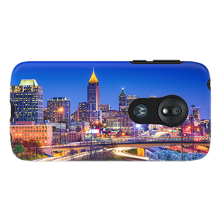 Picture of City Series Case for Moto G7 Play, Atlanta