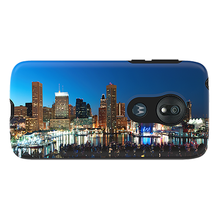 Picture of City Series Case for Moto G7 Play, Baltimore