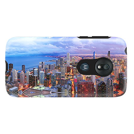 Picture of City Series Case for Moto G7 Play, Chicago