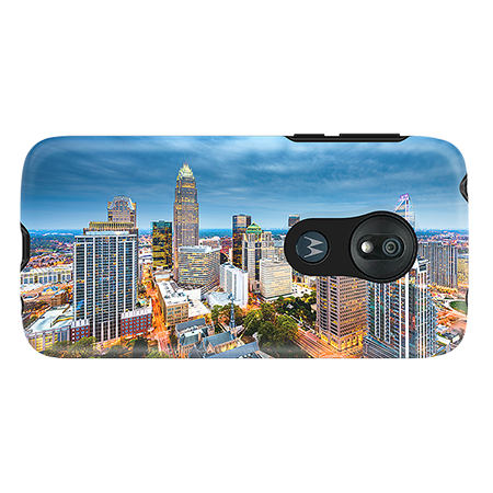 Picture of City Series Case for Moto G7 Play, Charlotte