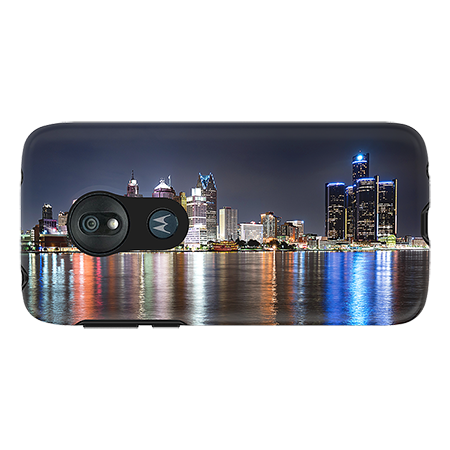 Picture of City Series Case for Moto G7 Play, Detroit