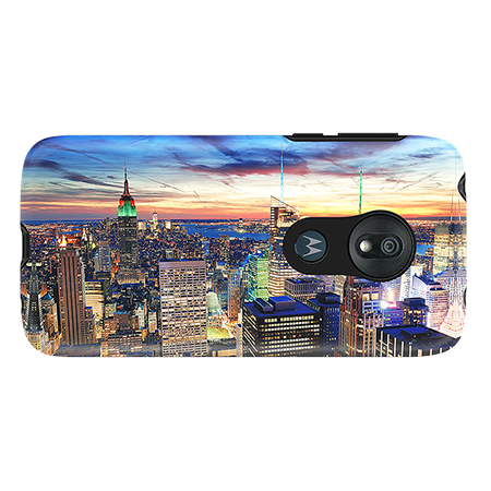 Picture of City Series Case for Moto G7 Play, New York