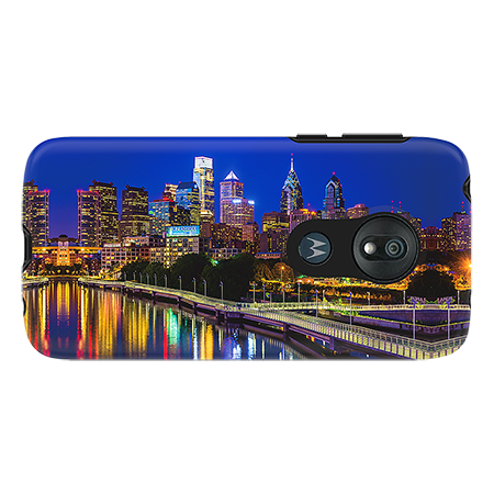 Picture of City Series Case for Moto G7 Play, Philadelphia