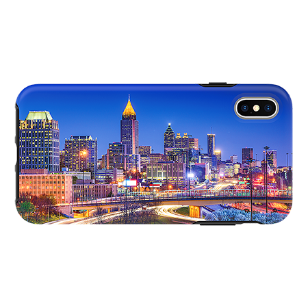 Picture of City Series Case for Apple iPhone Xs Max, Atlanta