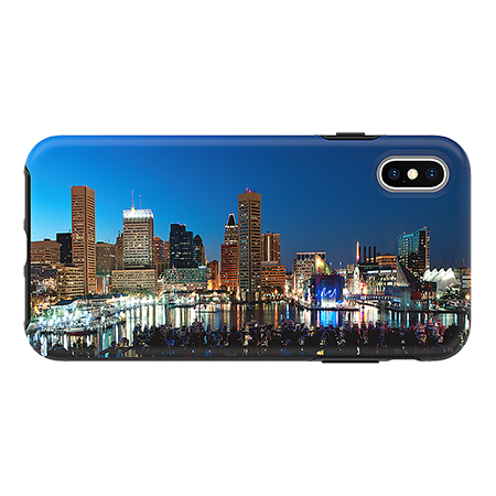 Picture of City Series Case for Apple iPhone Xs Max, Baltimore