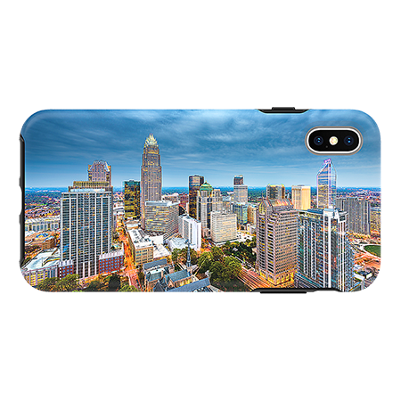 Picture of City Series Case for Apple iPhone Xs Max, Charlotte