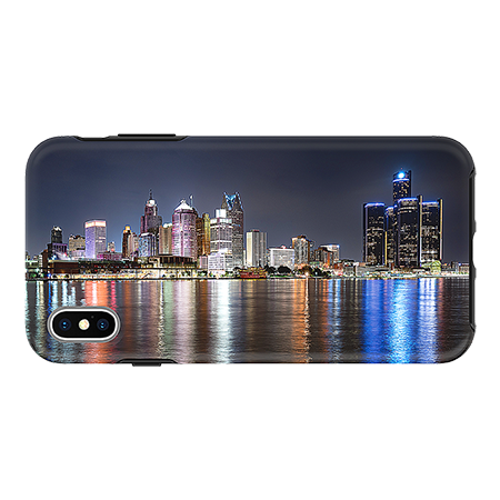 Picture of City Series Case for Apple iPhone Xs Max, Detroit