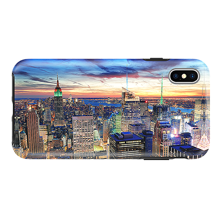 Picture of City Series Case for Apple iPhone Xs Max, New York