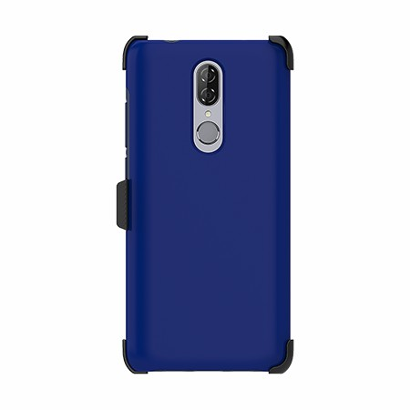 Picture of SYB Dual Shield Case w Holster for Coolpad Legacy,Dark Blue