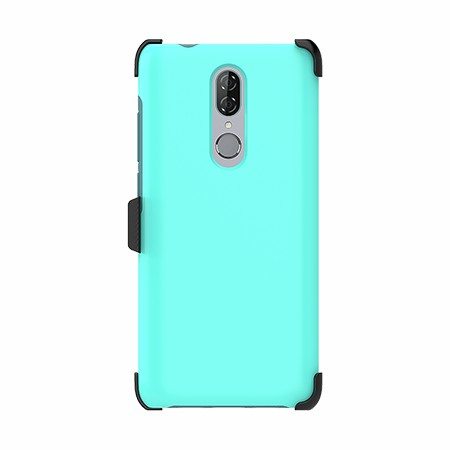 Picture of SYB Dual Shield Case w Holster for Coolpad Legacy, Teal