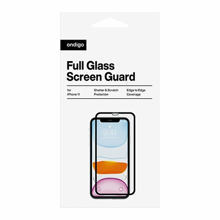 Picture of Full Coverage Glass Screen Guard for Apple iPhone 11