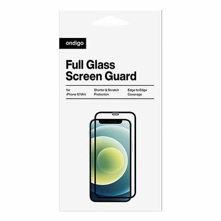 Picture of Full Coverage Glass Screen Guard for iPhone 12 Mini