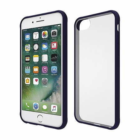 Picture of Glass Series Case for iPhone 6s/7/8, Dark Blue