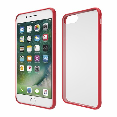 Picture of Glass Series Case for iPhone 6s/7/8 Plus, Red