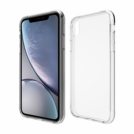 Picture of Glass Series Case for iPhone XR, Clear