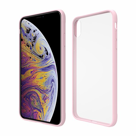 Picture of Glass Series Case for iPhone Xs Max, Pink