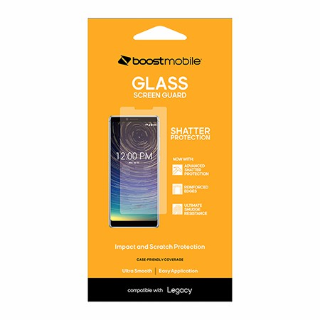 Picture of Glass Screen Guard for Coolpad Legacy