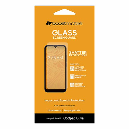 Picture of Glass Screen Guard for Coolpad Suva