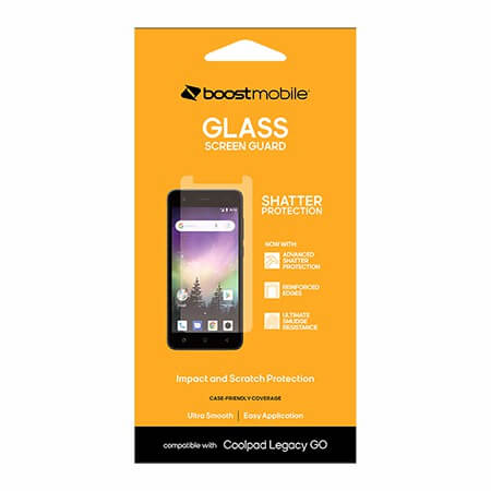 Picture of Glass Screen Guard for Coolpad Legacy Go