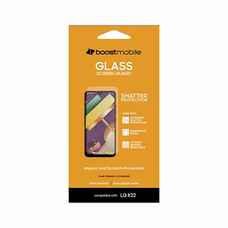 Picture of Glass Screen Guard for LG K22