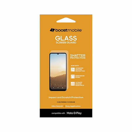 Picture of Glass Screen Guard for Moto G Play
