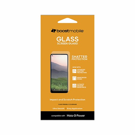 Picture of Glass Screen Guard for Moto G Power