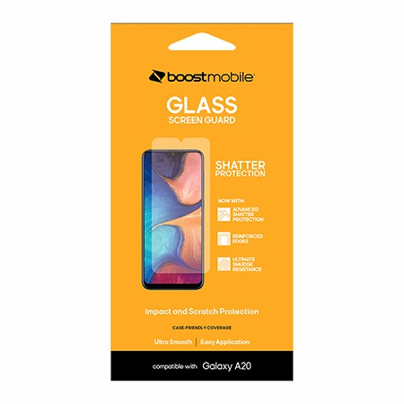Picture of Glass Screen Guard for Samsung A20
