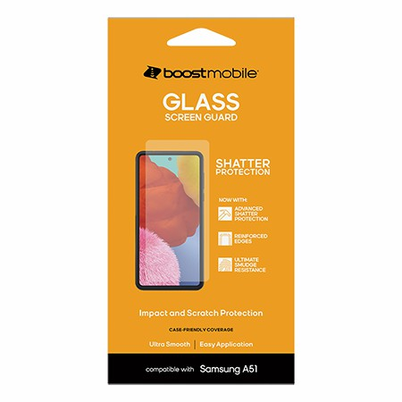 Picture of Glass Screen Guard for Samsung A51