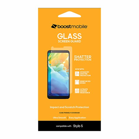 Picture of Glass Screen Guard for LG Stylo 5