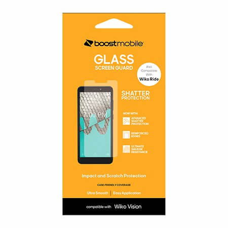 Picture of Glass Screen Guard for Wiko Ride