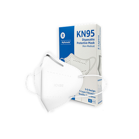 Picture of KN95 Disposable Protective Mask