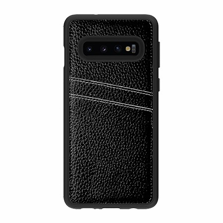 Picture of Alpha Series Case for Samsung Galaxy S10, Black