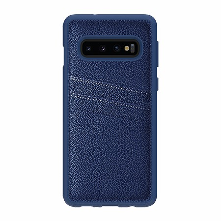 Picture of Alpha Series Case for Samsung Galaxy S10, Blue