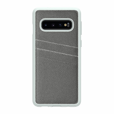 Picture of Alpha Series Case for Samsung Galaxy S10, Light Grey